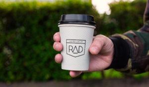 RAD Coffee in Mount Eden