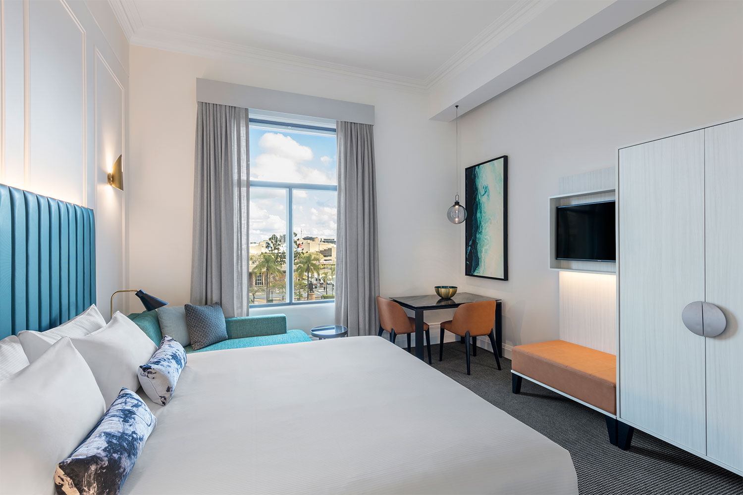 New Adina Apartment Hotel Brisbane | George Street ...